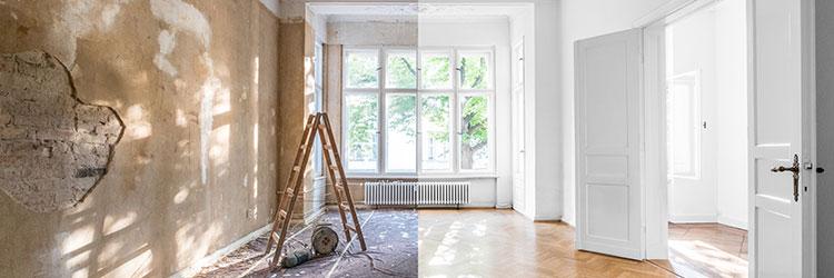 entreprise de rénovation Tournai